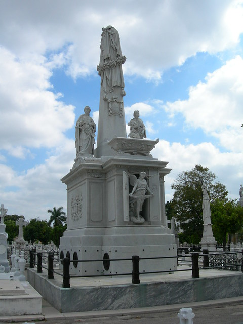 Memorial the of Medical Students executed by the Spanish on 27 November 1871, Necropolis Cristobal Colon, Havana