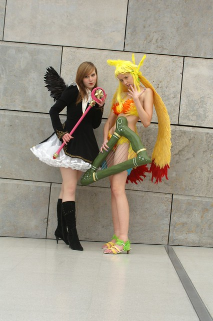 Card Captor Sakura / Siren, Final Fantasy VIII