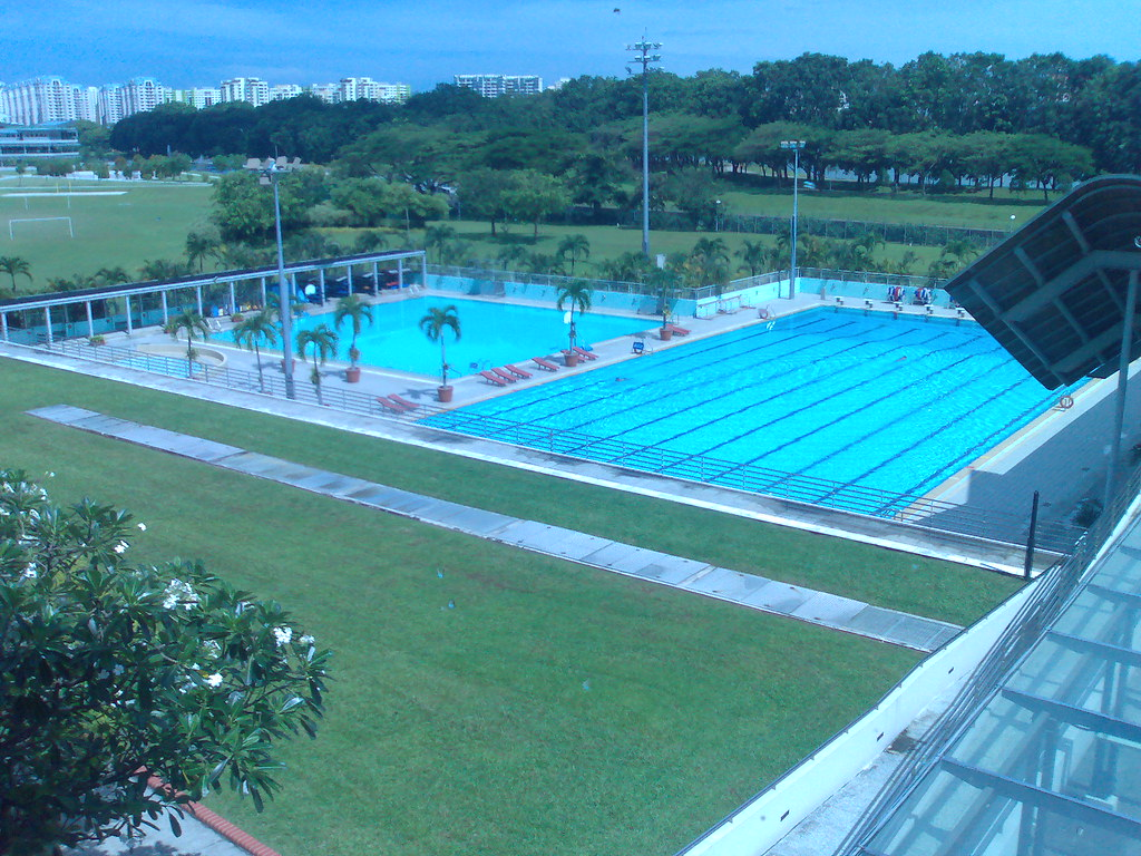 TP Swimming Pool | Temasek Polytechnic\'s very own swmming po… | Flickr