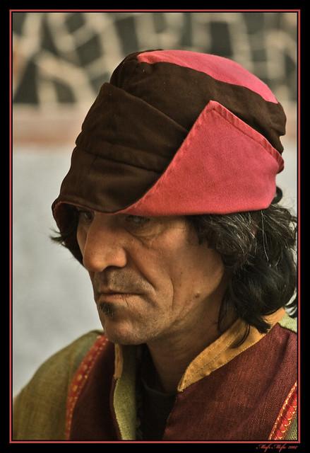 Personaje medieval