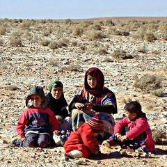 Enfants berberes