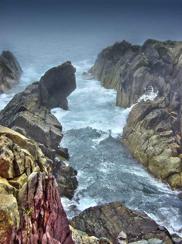 Nova Scotia Coast by Tim Moffatt