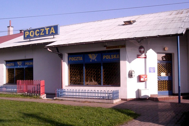 Poczta / Post office