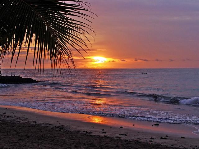 Balinese sunset 2