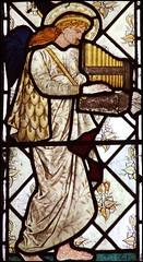 William Morris angel