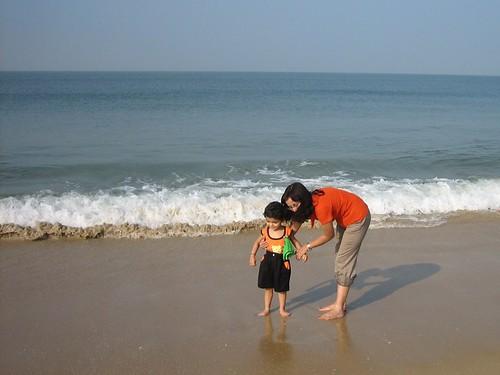 beach karnataka westcoast isle mangalore malpe arabiansea