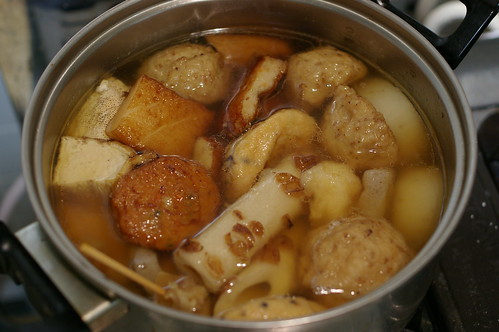 Oden (Japanese cooked dish) | by pelican