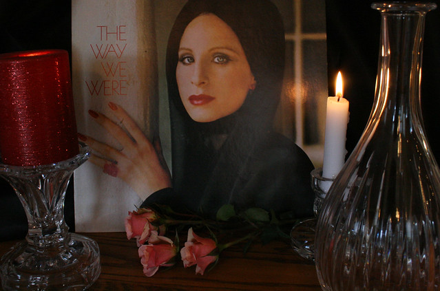 Still Life with Streisand LP Sleeve