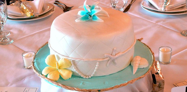 Tropical Cake on site