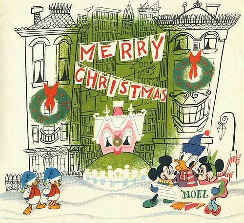 Disney Merry Christmas | by Huge Cool