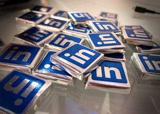 Linkedin Chocolates | by nan palmero