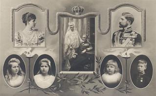 Royal Family of Romania / Königliche Familie von Rumänien