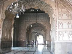 Badshai Mosque Interior | by Omer Wazir