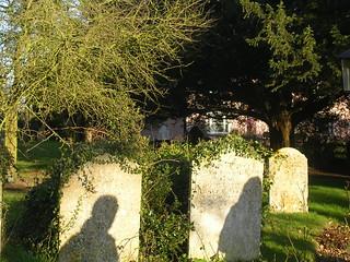 All Saints Churchyard - Freeling