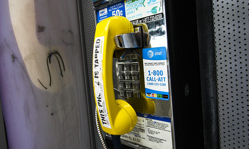 This Phone is Tapped | by Tony Webster
