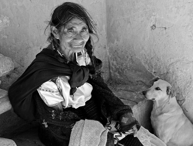 mujer chamula