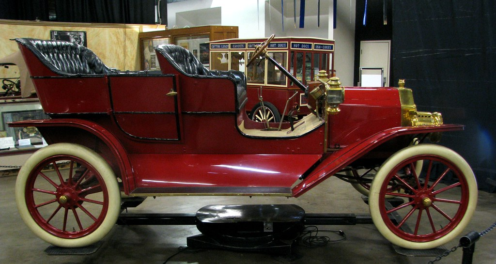 1908 Ford Model T Touring 07 | Car Of The Century, 1908 - 20