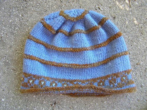 blue belle hat | by cosymakes