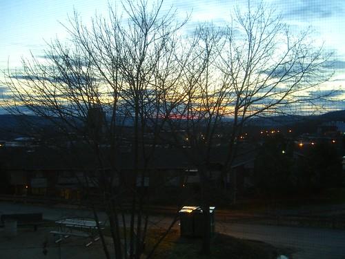 sunrise twilight binghamton