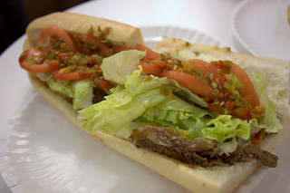 white house sub shop cheesesteak | by goodiesfirst
