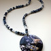 Night Flowers Necklace