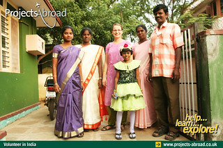 Projects Abroad Volunteer in India | by Projects Abroad