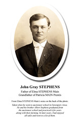 John G. STEPHENS | by fanflower