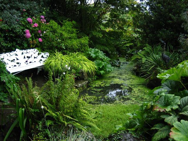 Broughton House garden 2