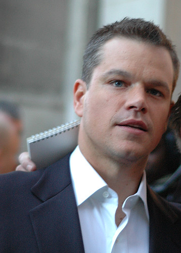 Empire Awards 2008 - Matt Damon | by claire_h