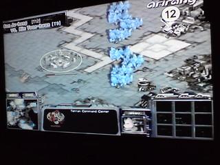 Starcraft on TV   by kalleboo