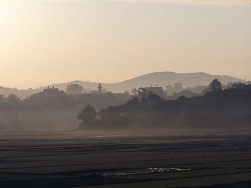 morning sky sun mist sunrise madagascar weehours fogandrain malaza lazaina