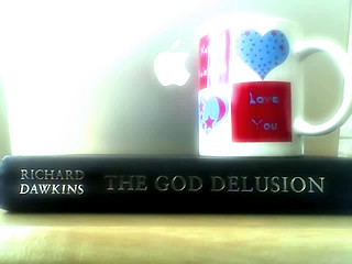 i {heart} The God Delusion | by ~C4Chaos