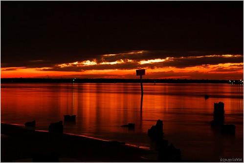 sunset color beauty night river twilight bold sigma1770mm pentaxk10d anawesomeshot colorphotoaward diamondclassphotographer flickrdiamond paulandapentax