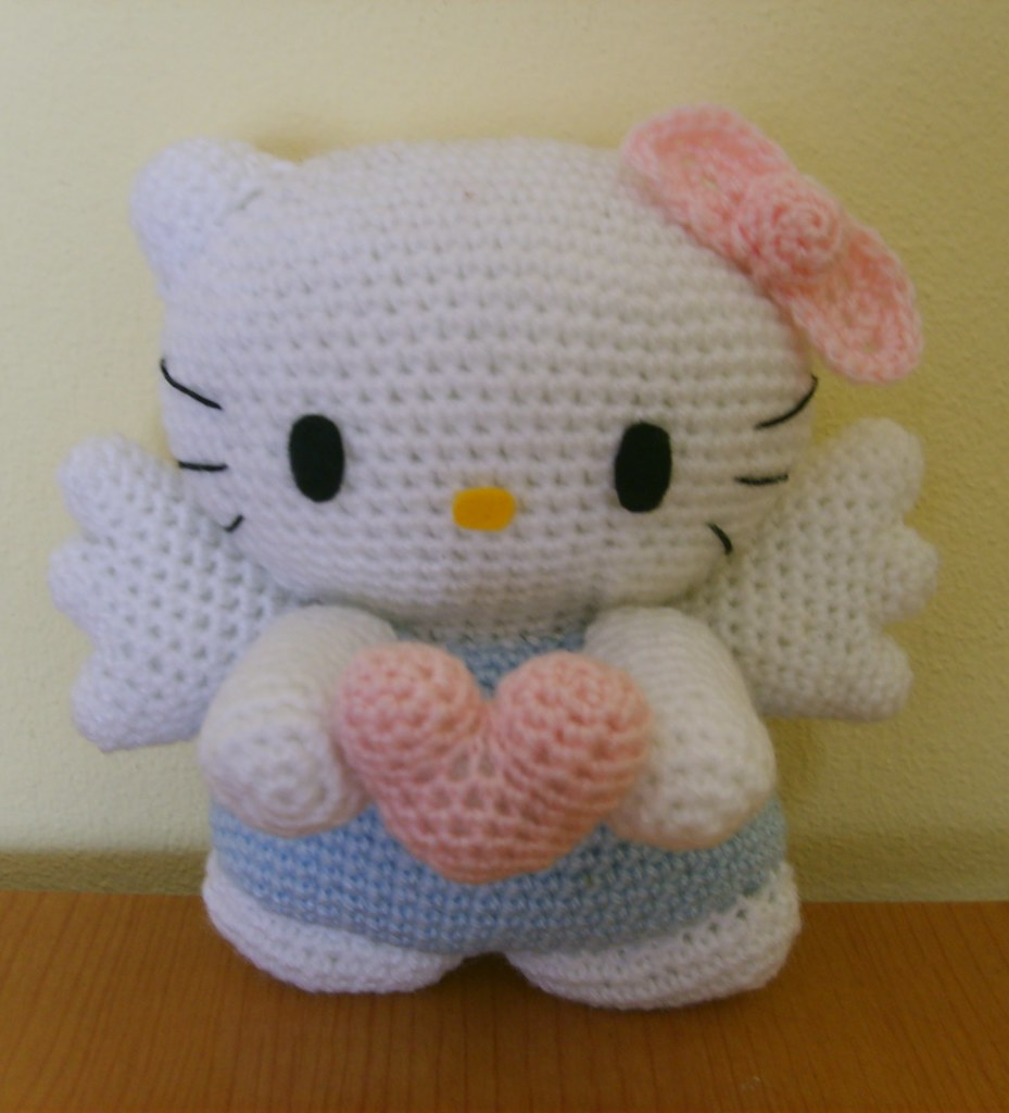 45 Toys with Different Hello Kitty Amigurumi Doll Patterns - Page ... | 1024x929