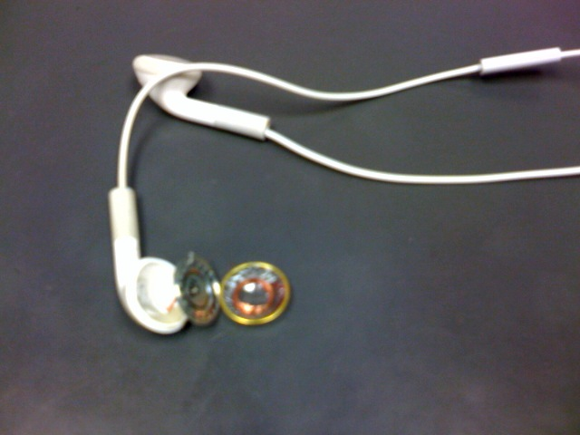 Image result for broken earbuds