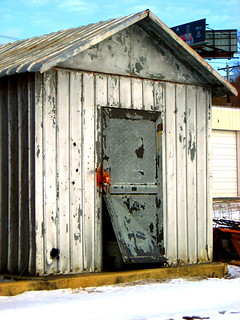 Dilapidated Shed