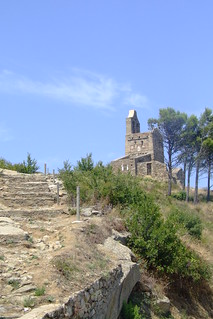 Port de la Selva - Església de Santa Helena de Rodes