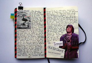 Journal A154-155   by Lost in Anywhere