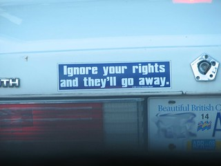 Ignore Your Rights