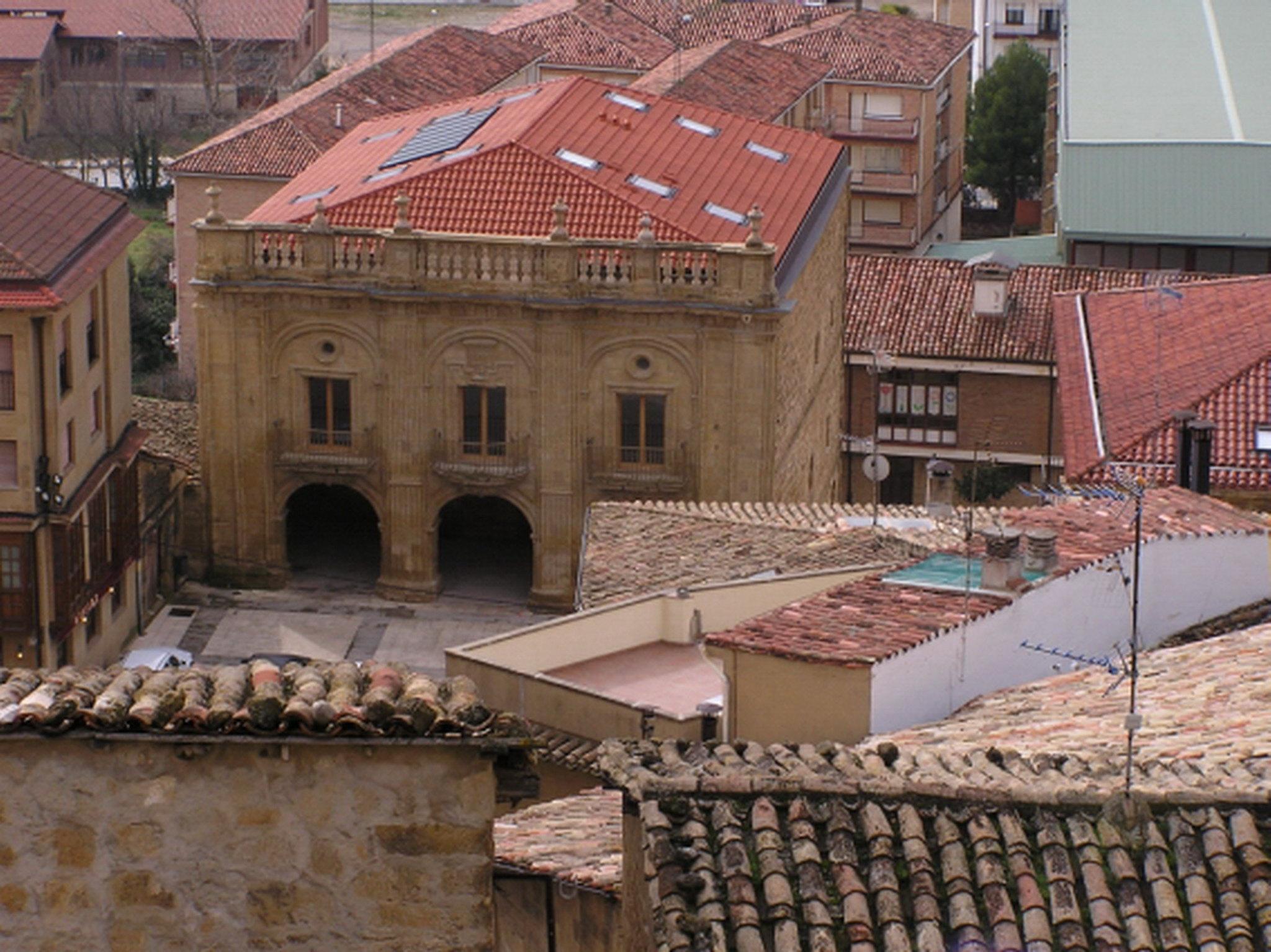 palacio del Ayuntamiento de Labastida o Casa Consistorial Álava