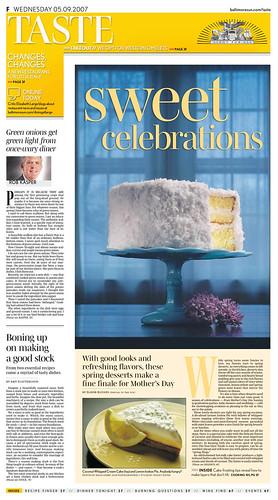 Cake Page   by strobist