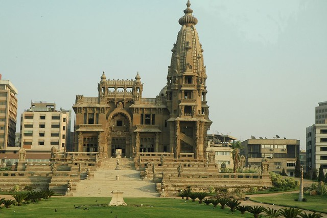 The Baron Palace ( Qasr Al Baron ) one of the first bulidlings in Cairo