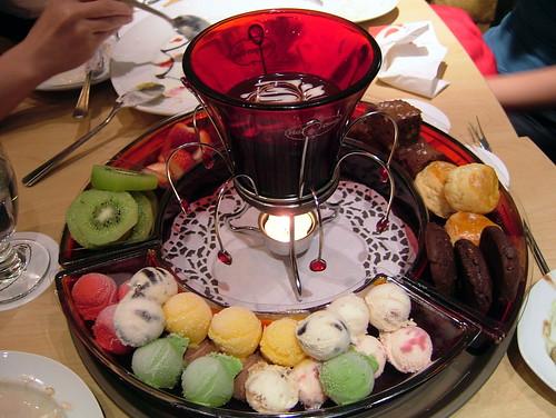 Chocolate Fondue | by Mr Wabu