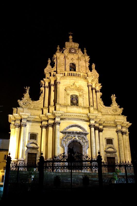 Cattedrale di S. Giorgio, Ragusa Ibla