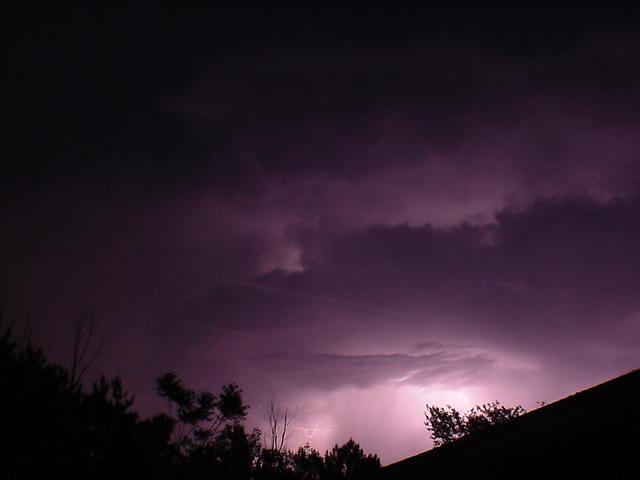 May 24, 2004 - Awesome Light-Ning!