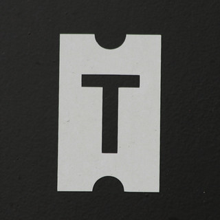 letter T | by Leo Reynolds
