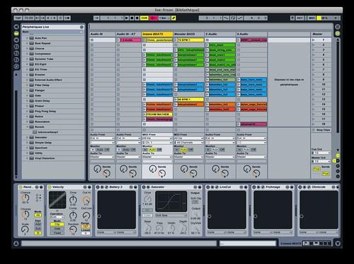 Ableton Live setup (fri-son)   by furibond