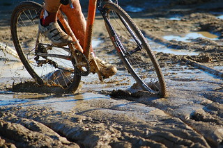 Cyclocross Splash | by Melifiscentgirl