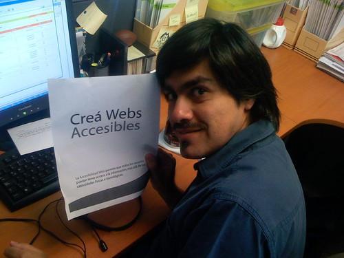 Crea Web Accesibles