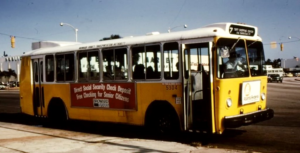 BROWARD COUNTY TRANSPORTATION AUTHORITY No  5304 Route 7 A